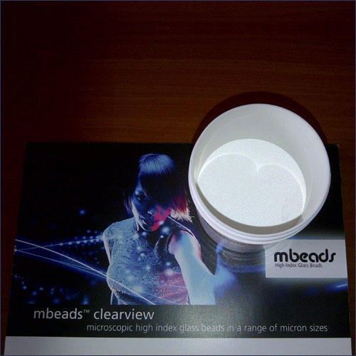 M-Beads Clearview Reflective Glass Beads